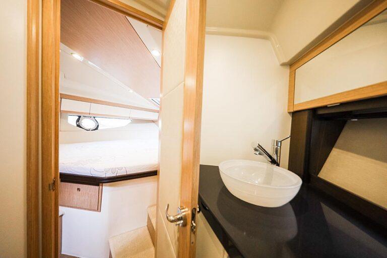 bathroom on boat