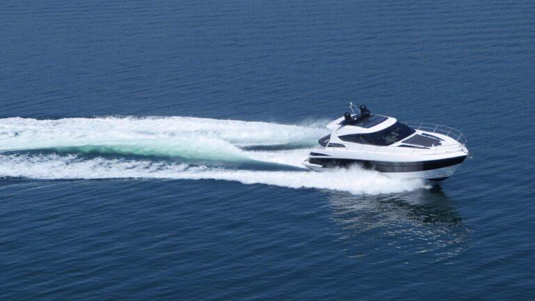 50ft boat