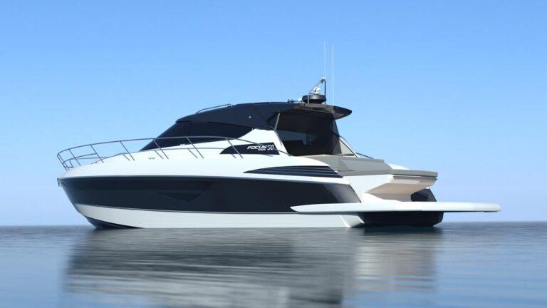 motor boat 2021